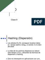 Clase 09 - Hashing II