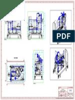 3D Layout CLARA 80 - Piping