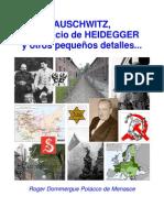 Auschwitz-el Silencio de Heidegger
