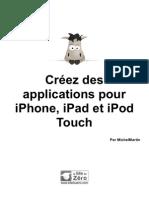 553417 Creez Des Applications Pour iPhone iPad Et iPod Touch