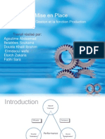 Pmp Gestion de Production