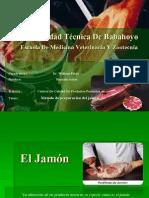 El Jamon Marcelo Cortes