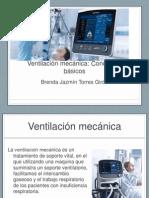 5. Principios básicos de ventilación mecánica