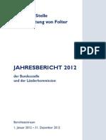 Jahresbericht2012