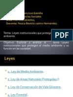 Leye Que Protegen El Medio Ambiente-El Salvador