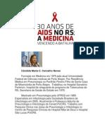 BIOGRAFIAS DE MÉDICOS PIONEIROS NO DIAGNÓSTICO DA AIDS