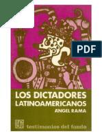 Los dictadores latinoamericanos