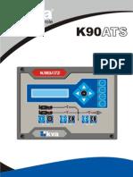 k90ats Manual