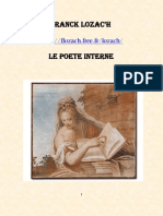 Franck Lozac'h Le poète interne