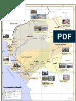 45 Mapa de Recursos Arqueológicos y No Arqueológicos