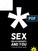 Sex Relationships and You