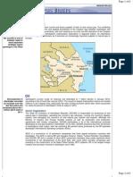 Azerbaijan at a Glance - Brief Factoids