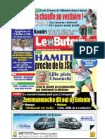 LE BUTEUR PDF du 03/05/2009