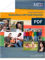 Missouri Foundation for Health LGBT Health Equity Report