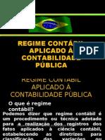 87227308 Regime Contabil Aplicado a Contabilidade Publica