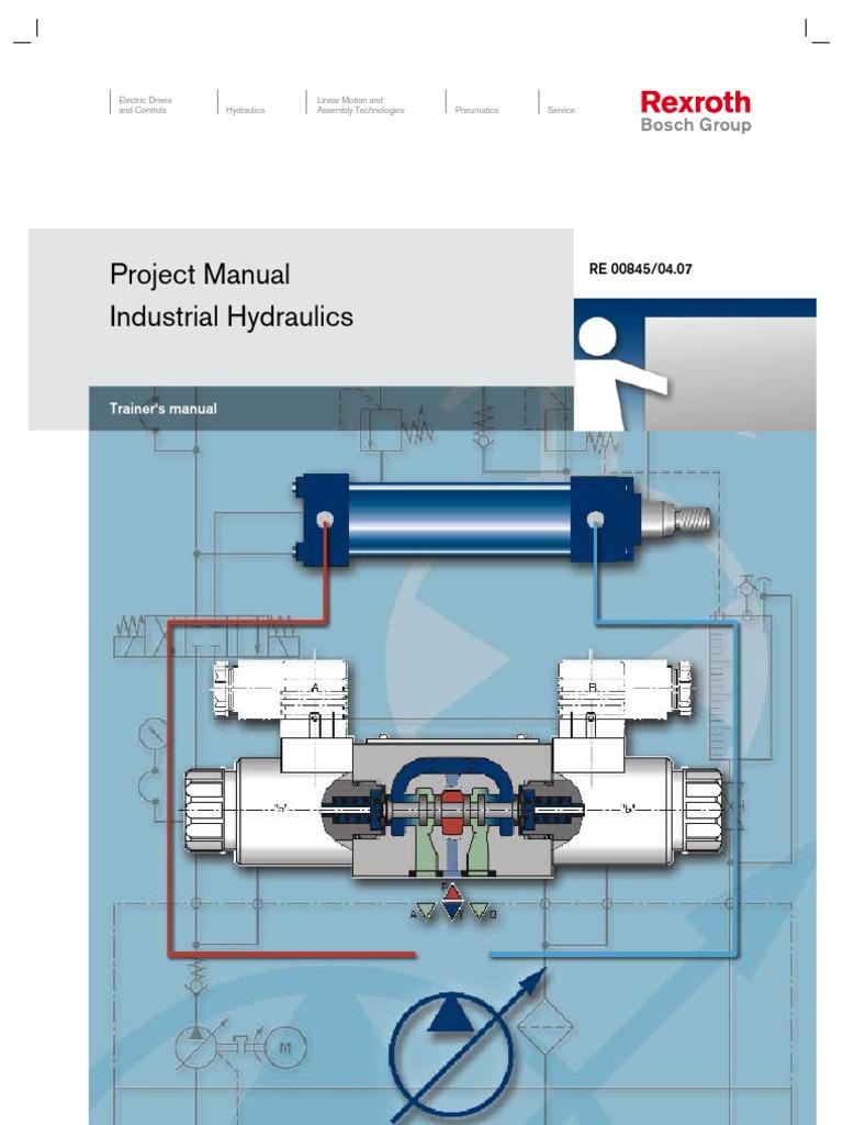 123646079 RexRoth Industrial Hydraulics Manual   Valve   Pump
