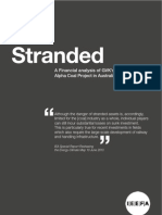 Stranded- Alpha Coal Project in Australia's Galilee Basin
