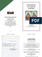 Vol 14 EVANGELIZACION EN EL AMOR DE DIOS PADRE --Mensajes a JV
