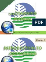 Geotagging Manual