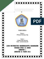 PAPER Pendidikan Pancasila Wena
