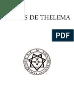 Proyecto thelema
