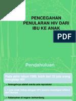 HIV Dalam Kehamilan PMPTCT