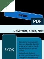 Syok, ppt