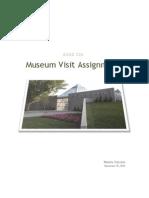 Muttart Conservatory Analysis