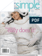 Knit Simple 2005 - Winter