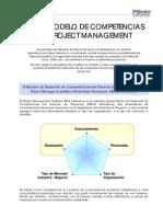 El Modelo de Desarrollo de Competencias Del Gerente de Proyectos Del PMI