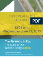2013 Bridge Report