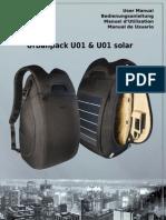 Solar Manual Bag