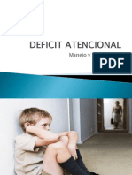 Deficit Atencional Hoy