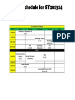 Class Schedule for SY201314.xlsx