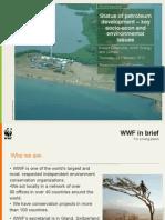Status of Petroleum Development - Key Socio-Econ and Environmental Issues