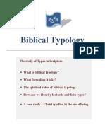 Biblical Typology