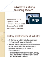 Manufacturing Sector in India (1) (2)