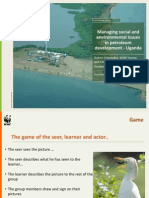 Managing the Social and Environmental Issues in Petroleum Development