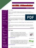 CALL Newsletter Volume 2 Number 5 February 2009
