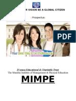 Mimpe Prospectus