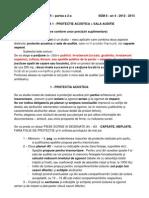 Tema Lucrare Acustica Protectie Auditie 09-05-13