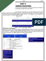 MICROCONTROLLER NOTES Unit 6