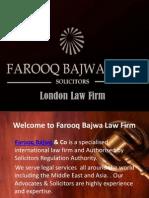 Farooq Bajwa Law Firm