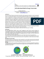 Implementation of Uni-Directional Shaft for Energy Conservation
