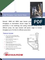 Vapor Booster Brochure