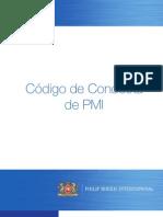 Código de Conducta de PMI