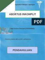 Abortus