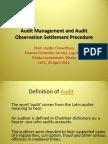 Audit Management1.ppt