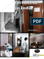 Best Practices in Programmatic Management of Drug-Resistant Tuberculosis PMDT in India - Publication
