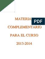Material Complementario de EI y Primaria